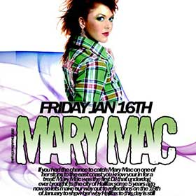 Mary Mac Halifax Breaks DJ